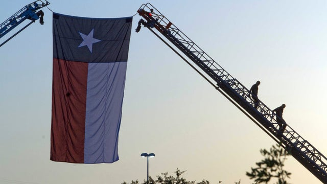 Texas seeing explosive growth