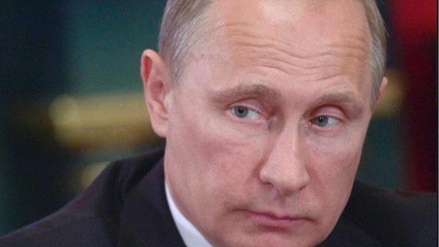 Russia's Putin MIA
