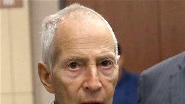 Real estate heir Robert Durst arrested on murder warrant