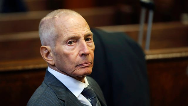 Real Estate Heir Robert Durst confesses to murders cold case?