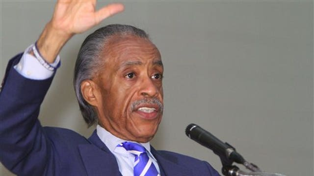 Sharpton making expense demands from taxpayers-funded institutions?