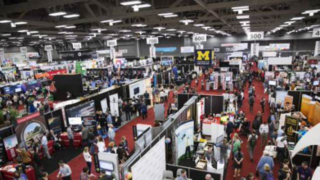 Big tech companies show off products at SXSW