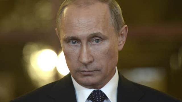 Putin goes MIA for 10 days