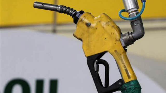Gasoline price plunge coming soon?