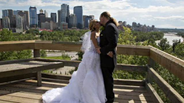 Cost of tying the knot skyrocketing?