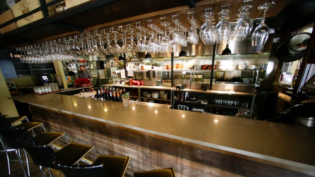 Top five zip codes to find a bar