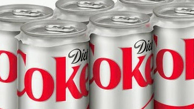 Coke promoting mini can as healthy snack?
