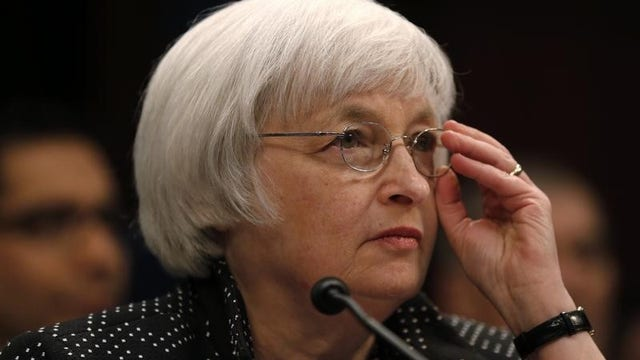 Concerns over the Fed