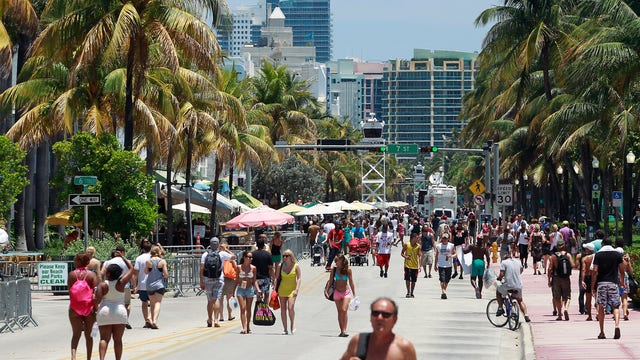Bienvenido a Miami: Why real estate is heating up