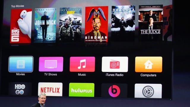 What the tech: Apple plans web TV service