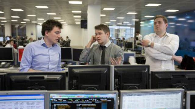 European markets move mostly lower