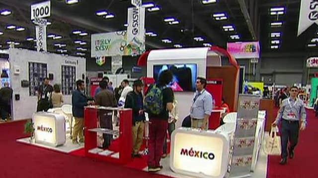 SXSW interactive winds down in Austin
