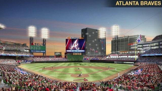 Atlanta Braves new ballpark goes high tech