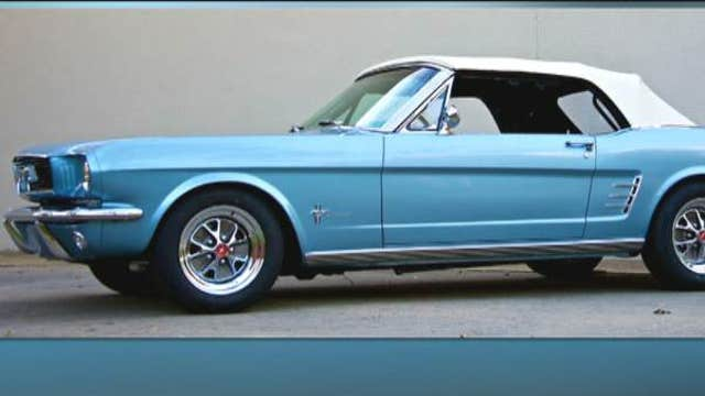 How to get a brand new, 1964 Ford Mustang