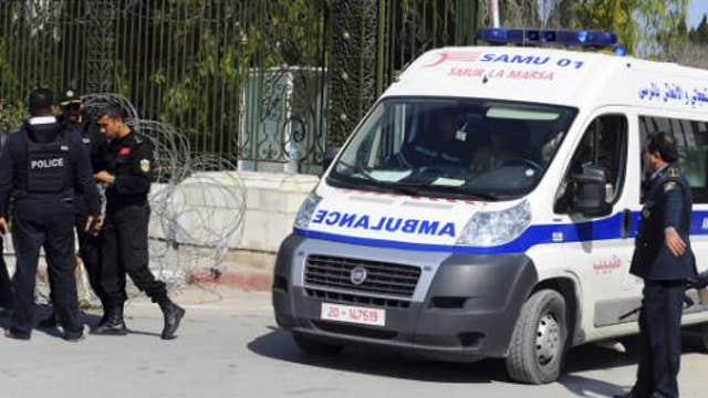 Gunmen attack museum in Tunisia