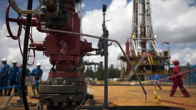 Lifting the crude oil ban