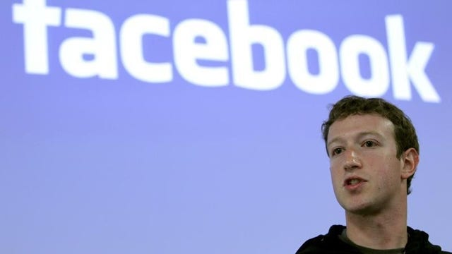 Facebook stock hits new all-time high