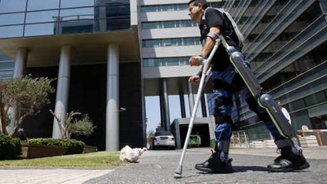 Exoskeleton technology going mainstream?