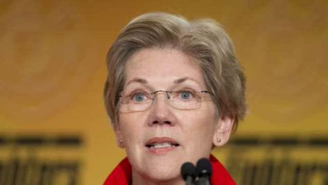 Democrats shifting to Elizabeth Warren for 2016?