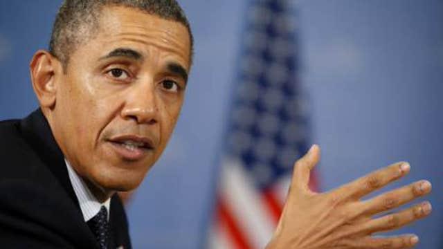 President Obama praising Iran?