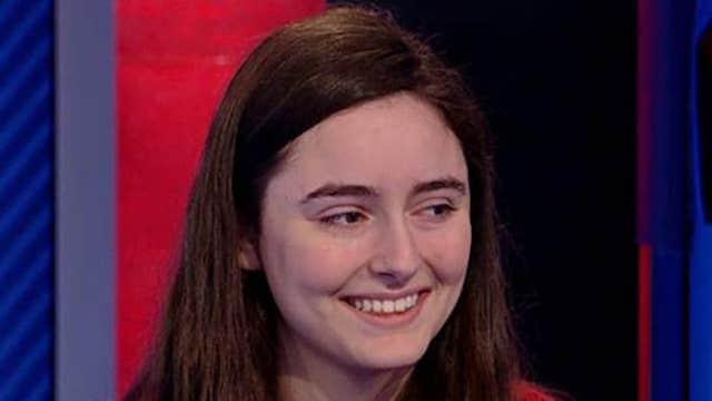 Intel Science Talent Search winner on her award-winning study
