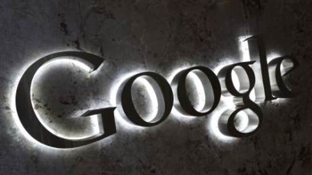 Google, business and the U.S. government