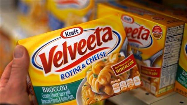 Heinz and Kraft to merge