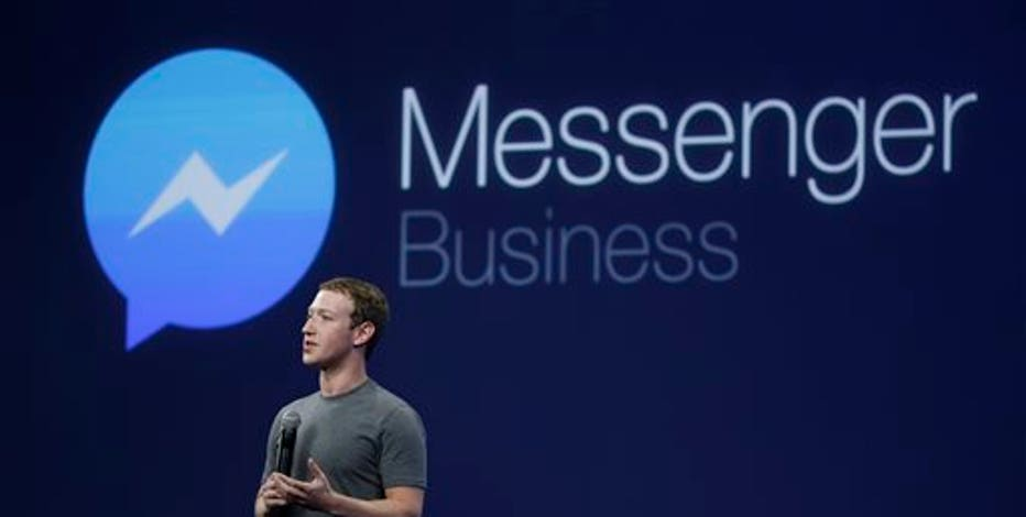 The Social Internet Fund Manager Lou Kerner and Mashable Technology Editor Pete Pachal discuss Facebook's new messenger.
