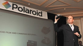 After Shake Ups in the C-Suite, Polaroid Chief Made it Click