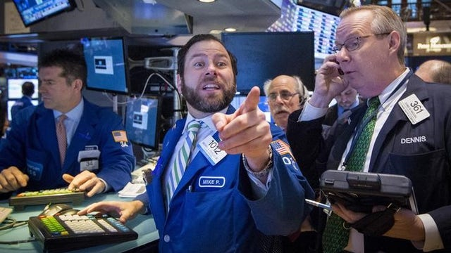 Markets headed for trouble?