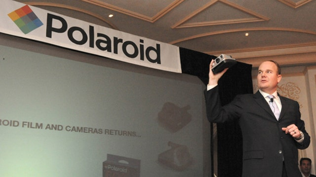 Polaroid CEO dishes 'instant classic' career story