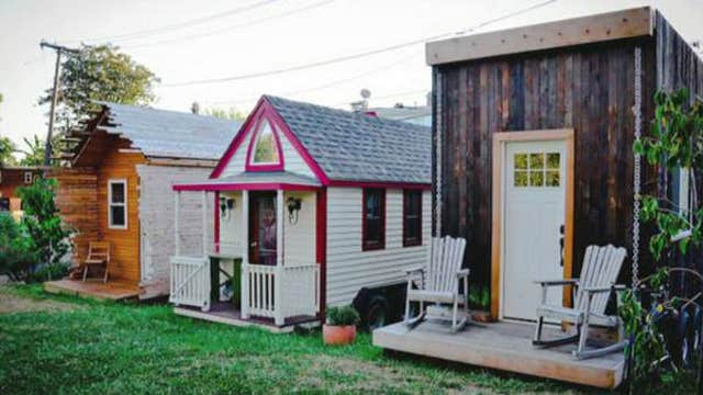Big government cracking down on tiny houses?