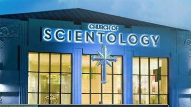 FBN's Cheryl Casone discusses the real estate and business practices of the Church of Scientology.