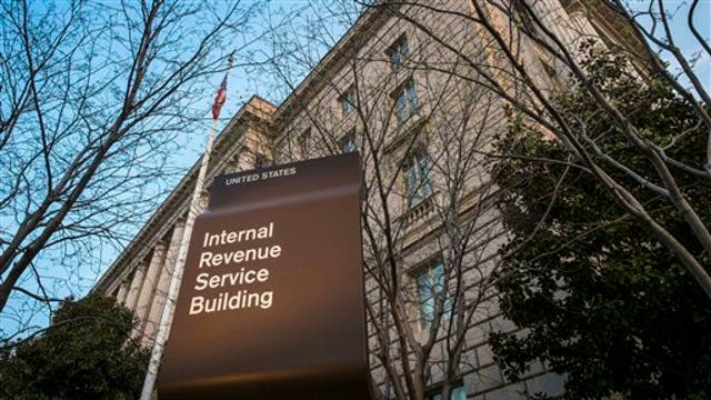 Tips for getting through to the IRS