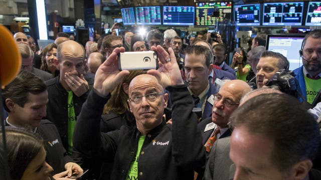 GoDaddy CEO Blake Irving explains how the company plans to increase its bottom line.