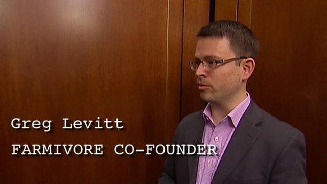 Elevator Pitch: Juicing box subscription Farmivore
