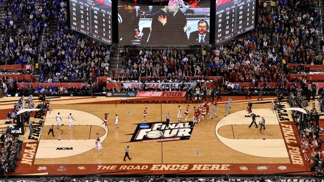 WSJ's Shalini Ramachandran on Sling TV's apology for errors streaming final four games.