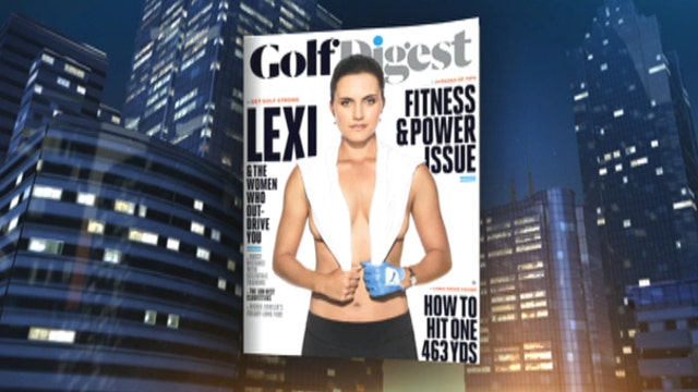 Golfer Lexi Thompson S Cover Controversy On Air Videos