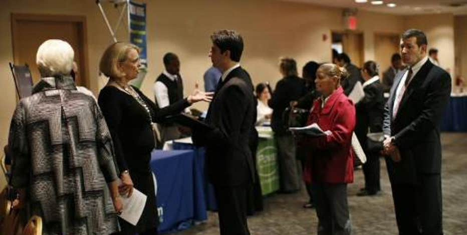 FBN's Adam Shapiro breaks down the latest weekly jobless claims data.