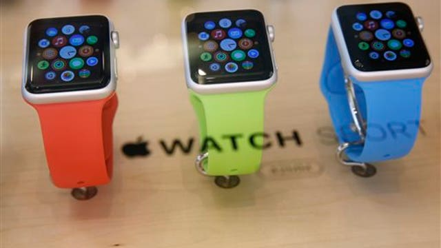 The Apple Watch is out for pre-order, but customers may not see it for several weeks. FBN's Cheryl Casone with the story.