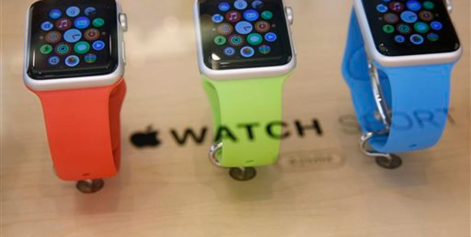 The Apple Watch is out for pre-order but customers may not see it for several weeks. FBN's Cheryl Casone with the story.