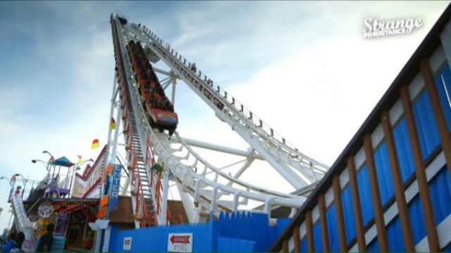 Host Jamie Colby travels to Ocean City, Maryland to visit a century-old amusement park located on the city's boardwalk.