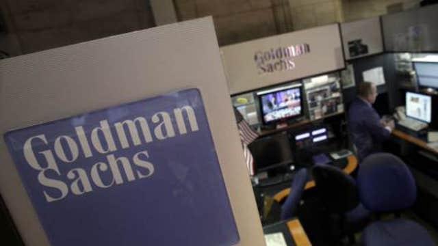 Earnings HQ: FBN's Liz MacDonald breaks down Goldman Sachs' first-quarter earnings report.