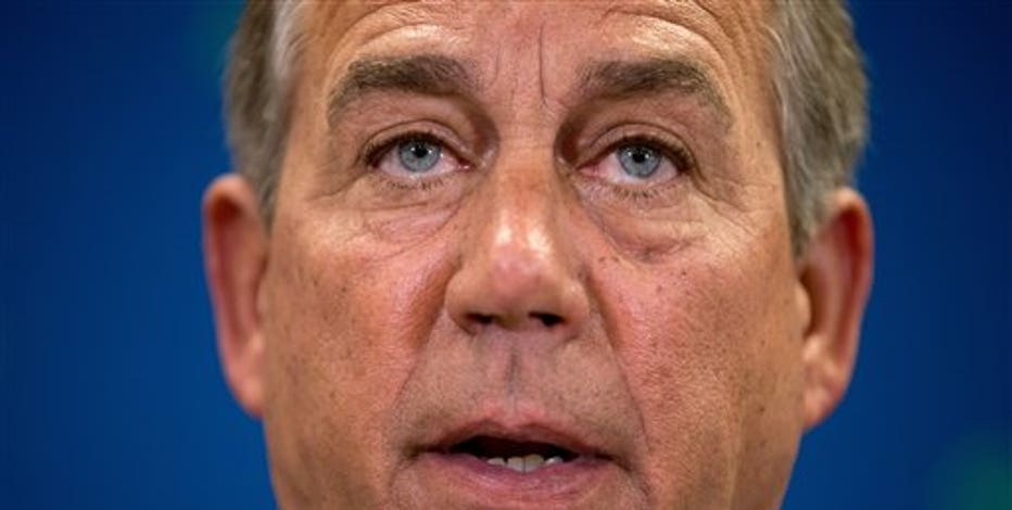 House Speaker John Boehner argues the U.S. needs to be more actively engaged in helping the Iraqis fight ISIS.