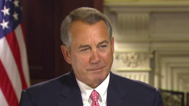Boehner: Iran has no desire to give up nuclear weapons
