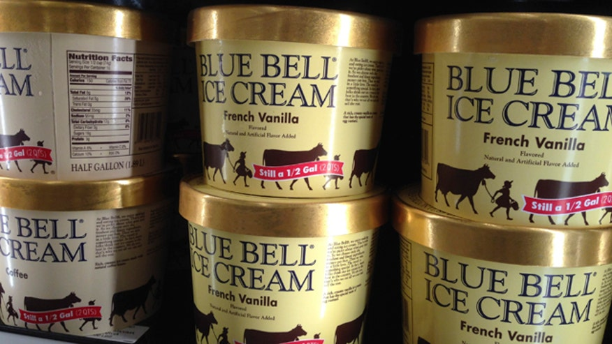 Blue Bell issues nationwide recall