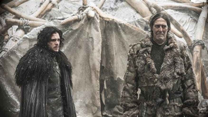 Northern Illinois University Professor Jeffrey Chown on his college course on the Game of Thrones.