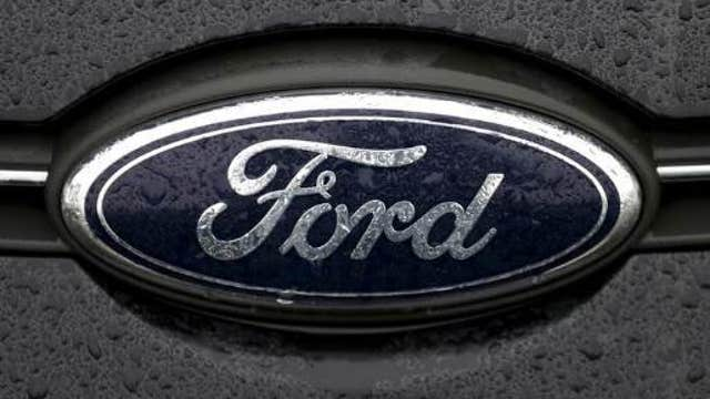 Ford 1Q earnings miss Street estimates, revenue matches