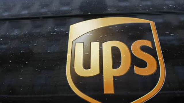 Earnings HQ: FBN's Ashley Webster breaks down United Parcel Service's first-quarter earnings report.