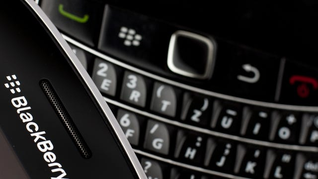 BlackBerry doubling-down on mobile security